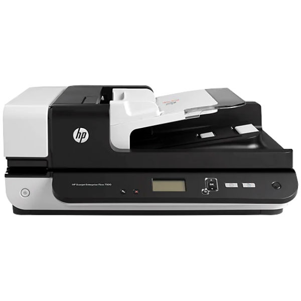 Escáner Hp ScanJet Enterprise Flow 7500 (L2725B#BGJ)