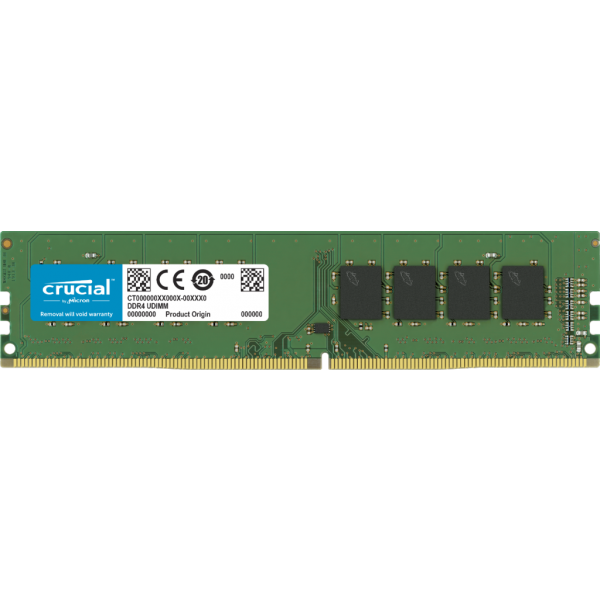 Memoria Ram DDR4 2666 PC4-21300 UDimm 288Pin 16Gb