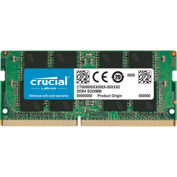 Memoria Ram DDR4 2400 PC4-19200 SODimm 260Pin 8Gb